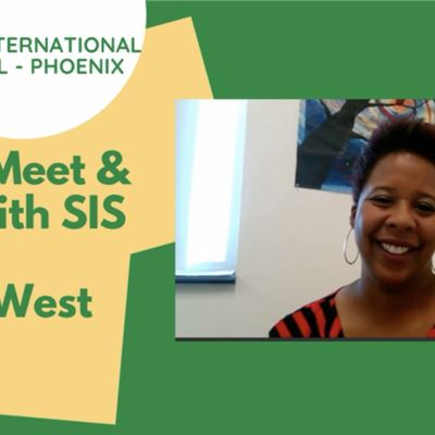 Virtual Meet and Greet with Our New SIS Director, Angela West